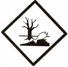 Marine Pollutant/Environmentally Hazardous Substances Package Label